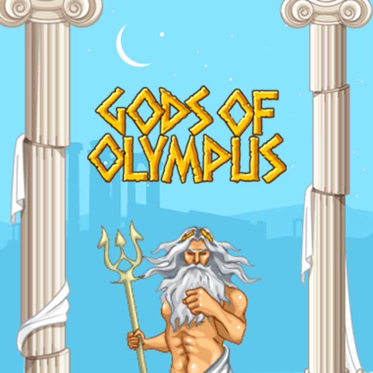 The Gods of Olympus Online Slot Demo Game by 1x2 Gaming