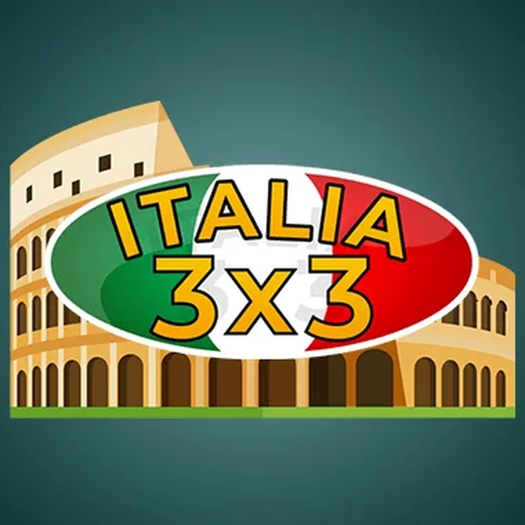 The Italia 3x3 Online Slot Demo Game by 1x2 Gaming