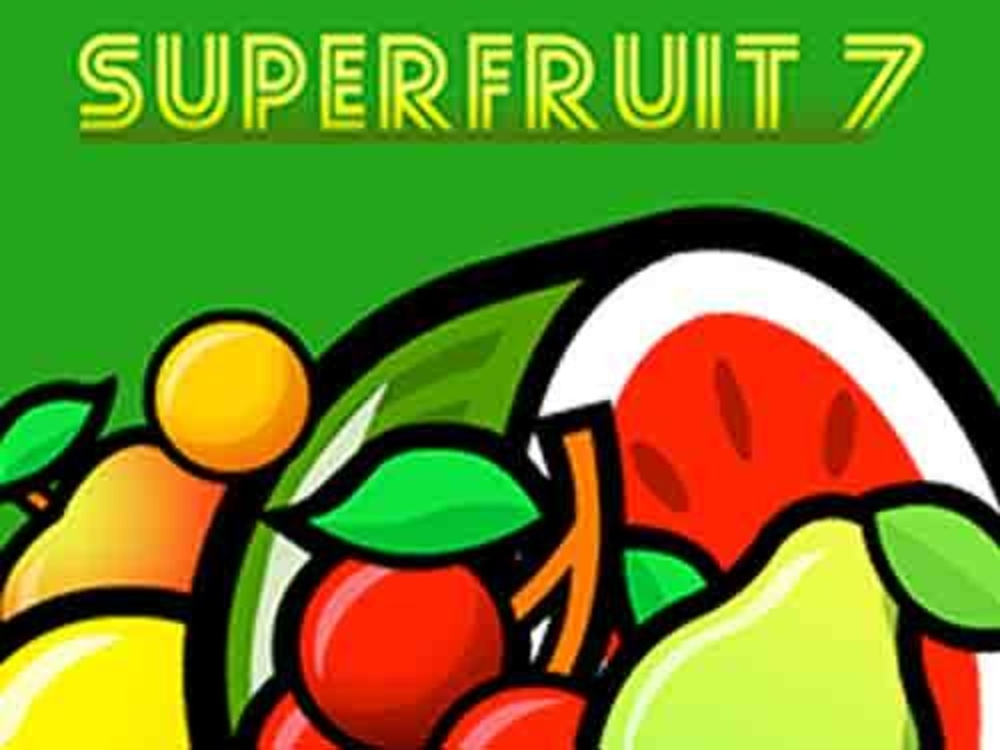 The Super Fruit 7 Online Slot Demo Game by 1x2 Gaming