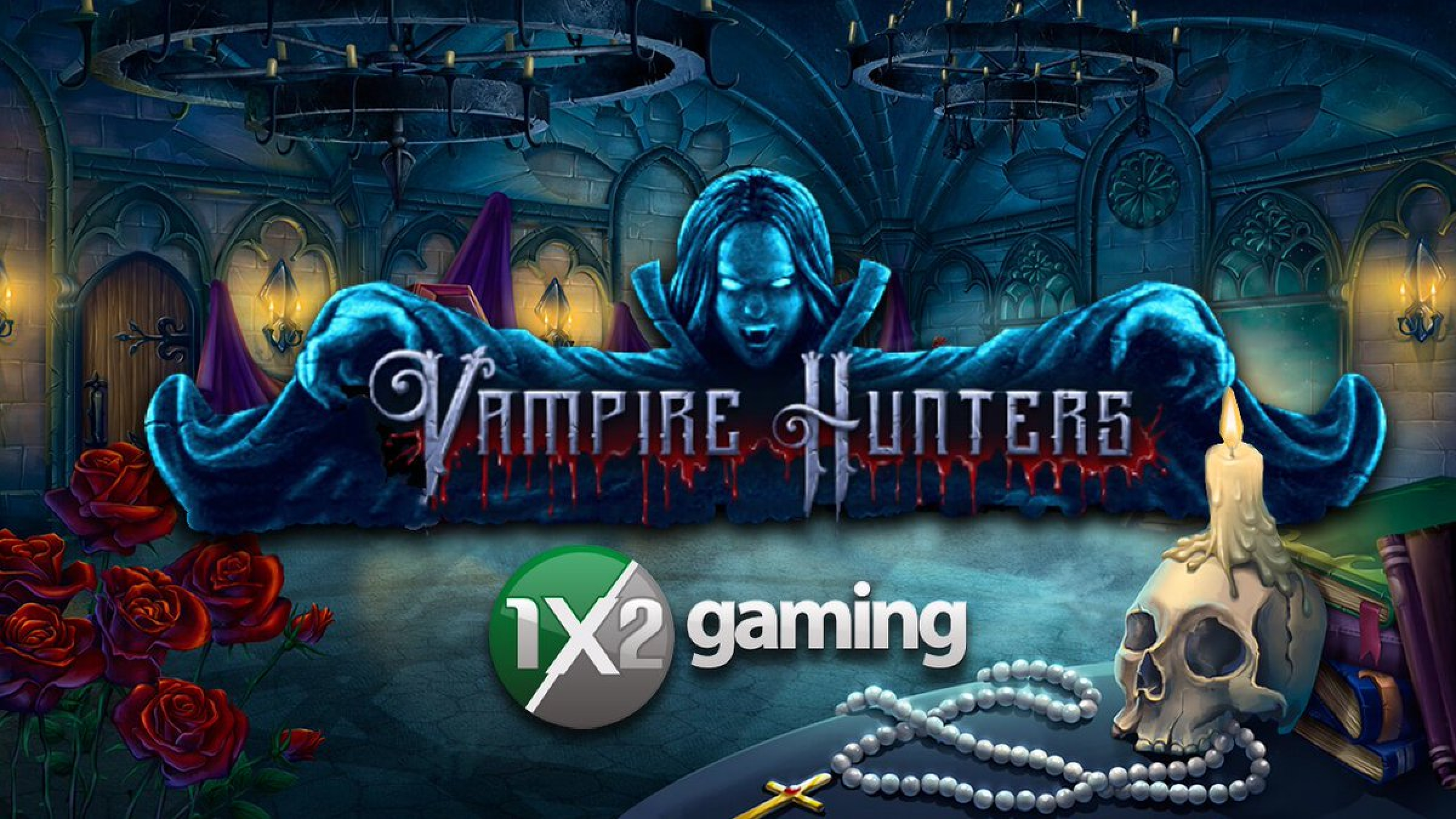 The Vampire Hunters Online Slot Demo Game by 1x2 Gaming