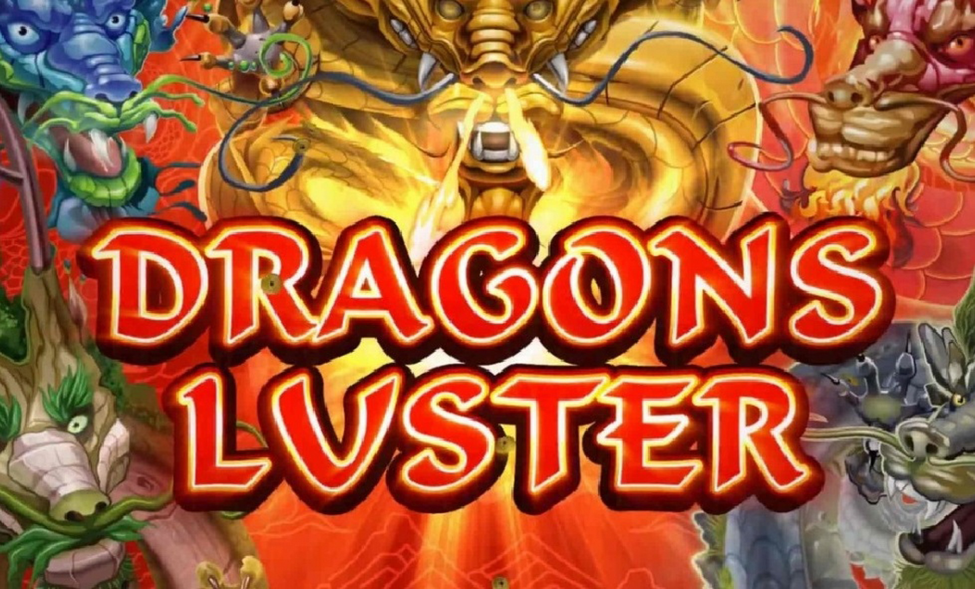 The Dragons Luster Online Slot Demo Game by BetStone