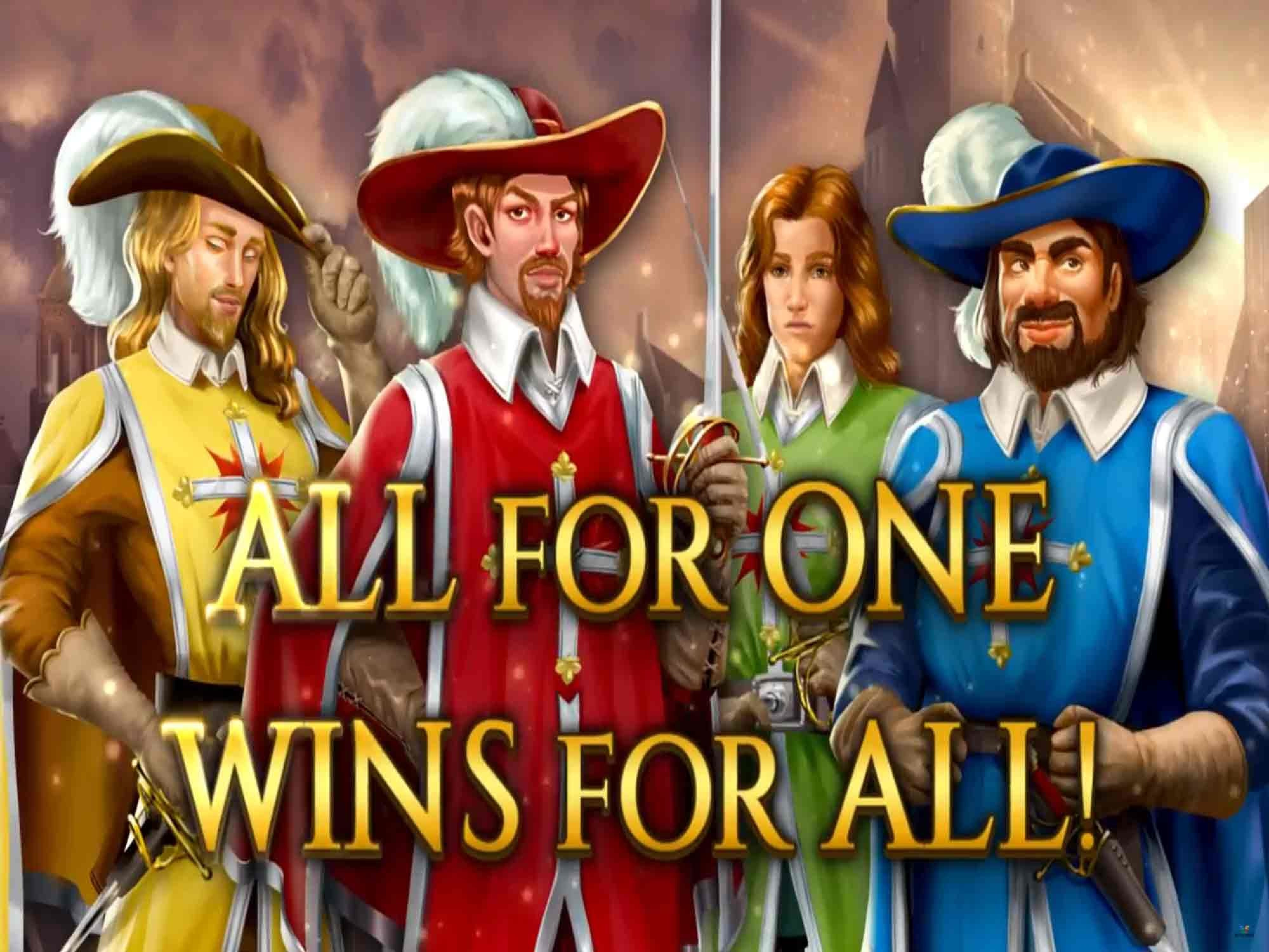 The The Kings Musketeers Online Slot Demo Game by BetStone