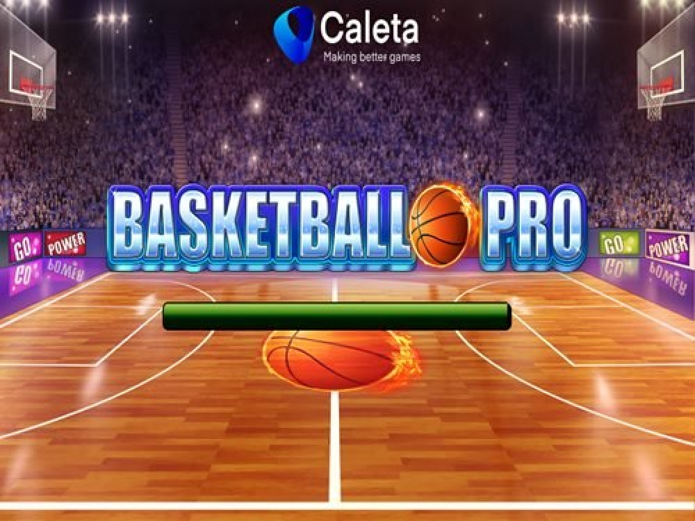 The Basketball Pro Online Slot Demo Game by Caleta Gaming