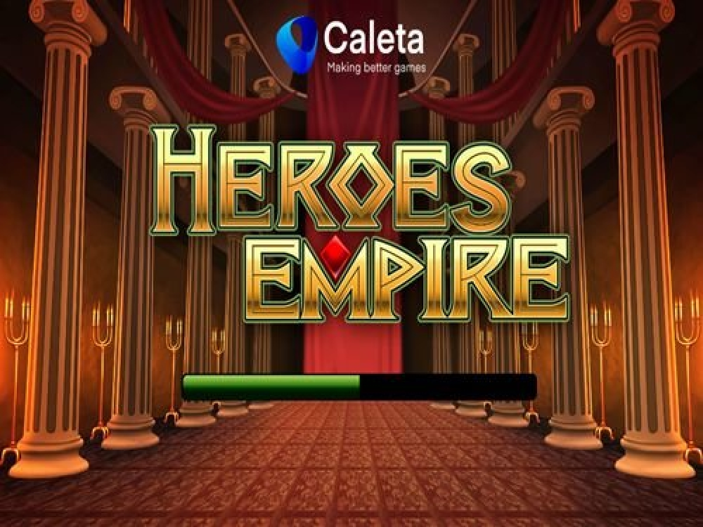 The Heroes Empire Online Slot Demo Game by Caleta Gaming