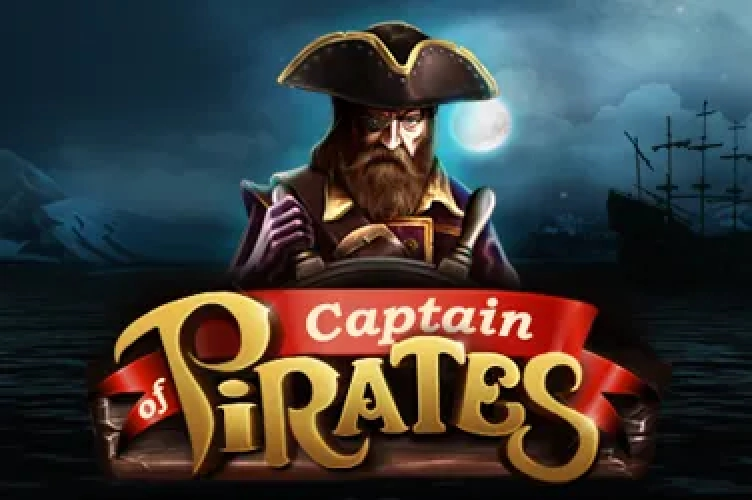 The Captain of Pirates Online Slot Demo Game by Charismatic