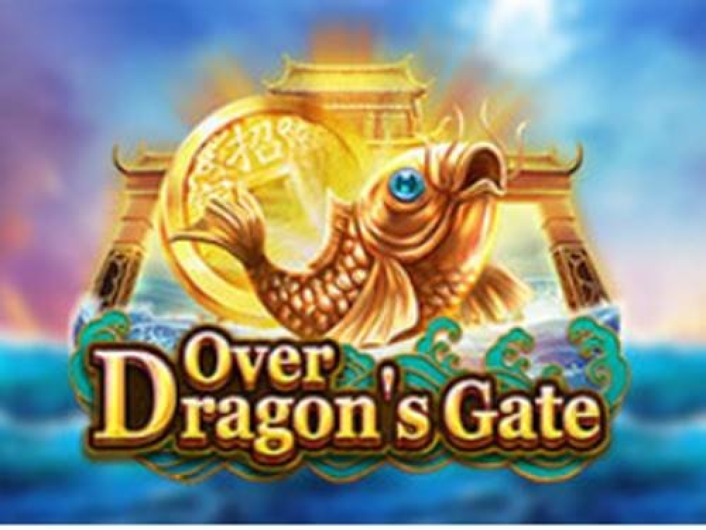 The Over Dragons Gate Online Slot Demo Game by Dragoon Soft