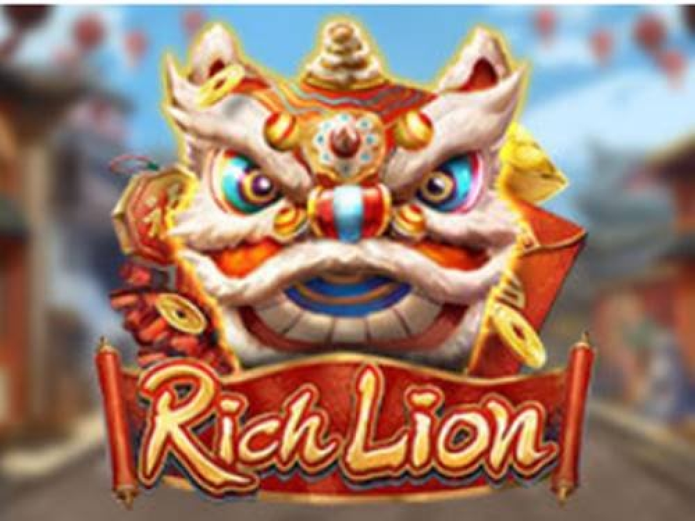 The Rich Lion Online Slot Demo Game by Dragoon Soft