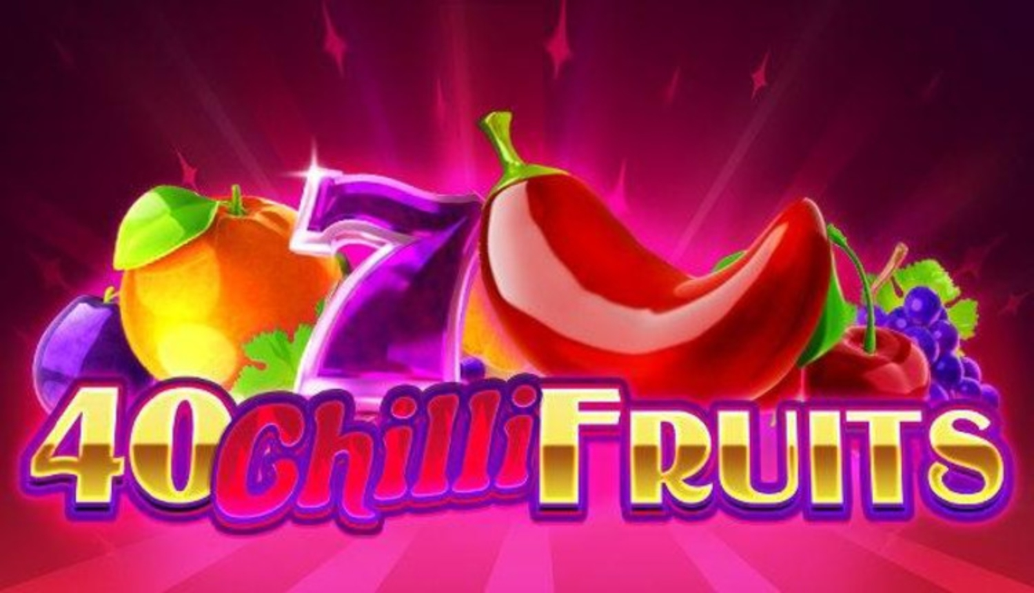 The 40 Chilli Fruits (Gamzix) Online Slot Demo Game by Gamzix