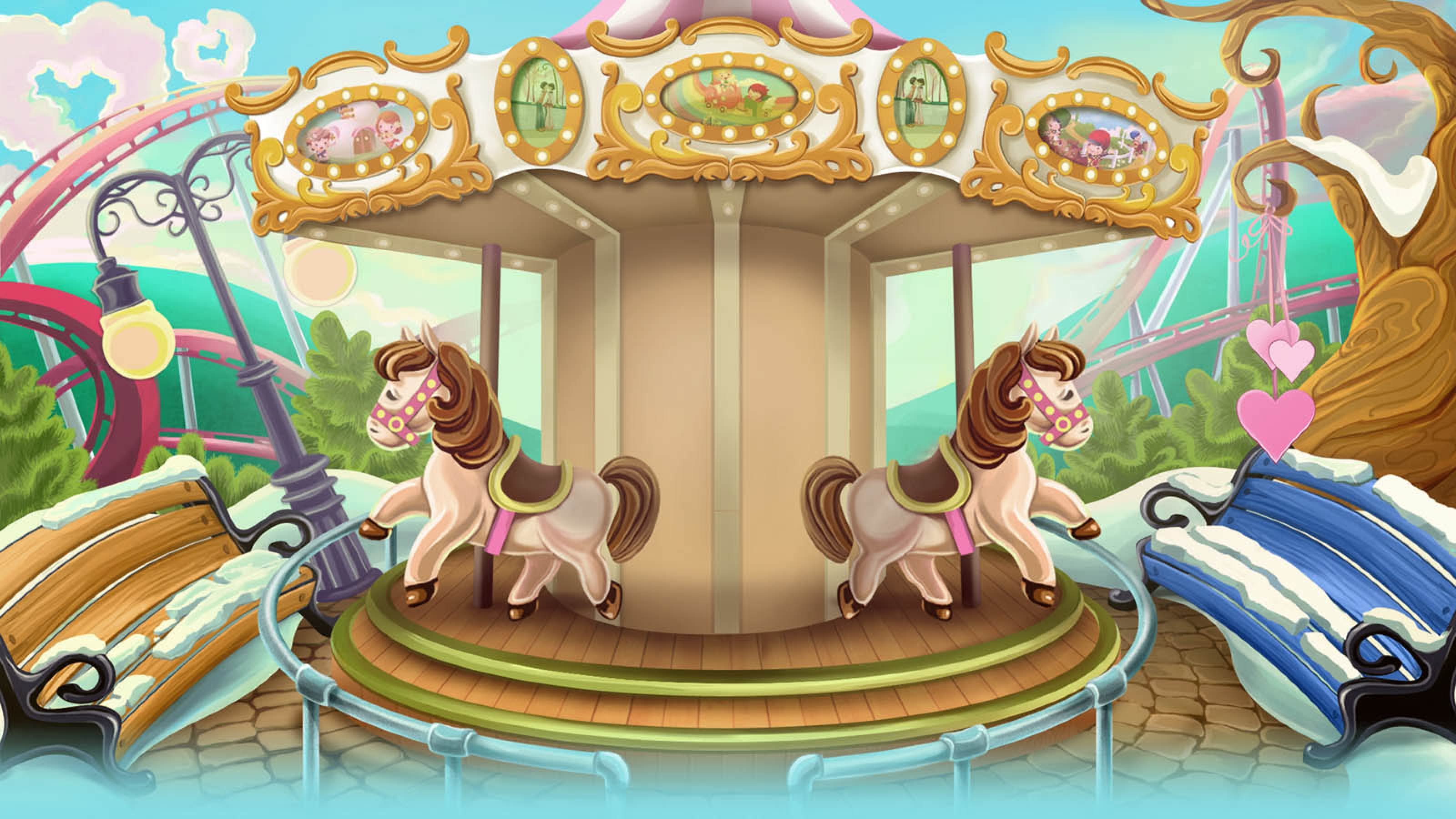 Reels in Cupid's Touch Slot Game by Playreels