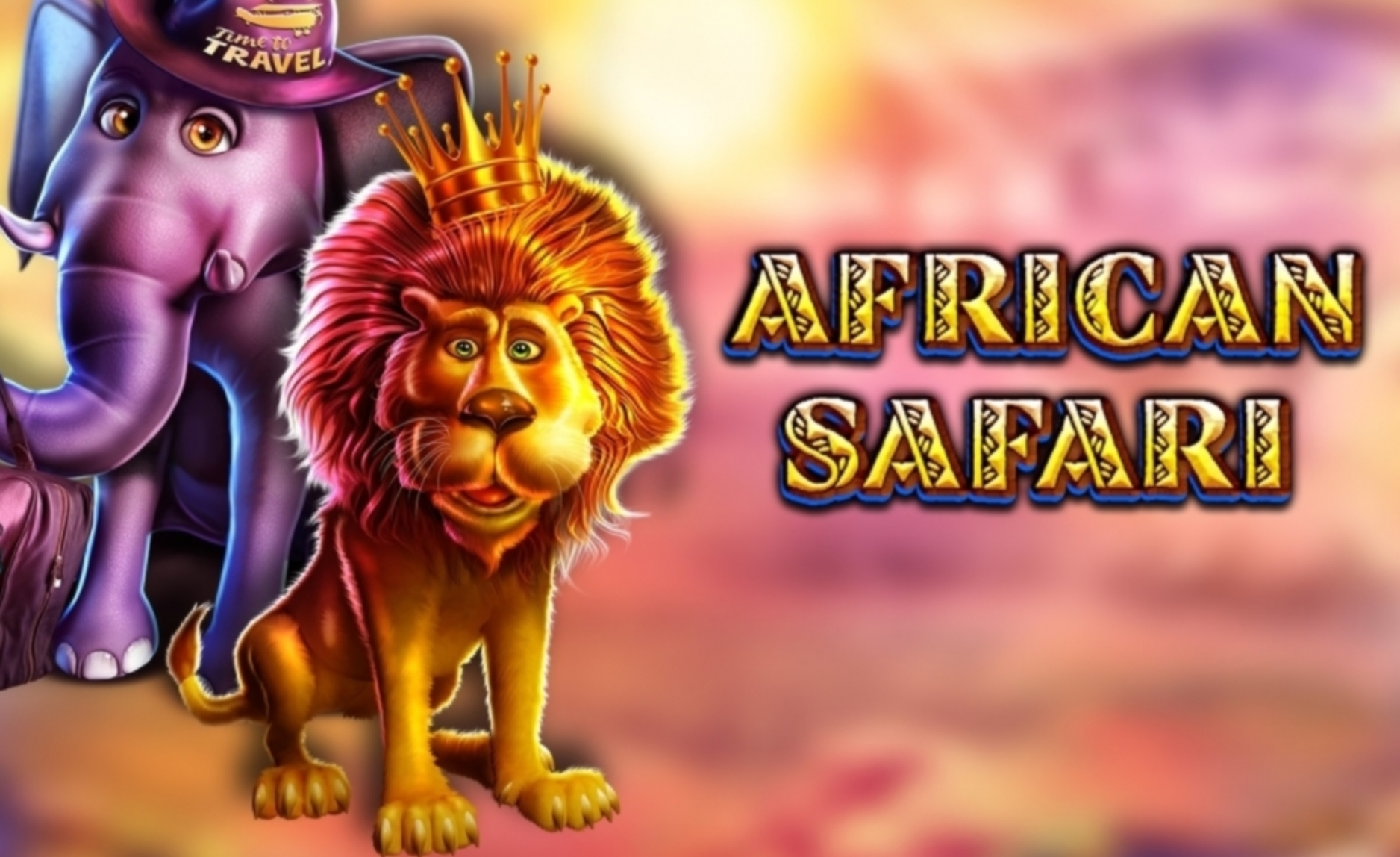 The African Safari (SlotVision) Online Slot Demo Game by SlotVision
