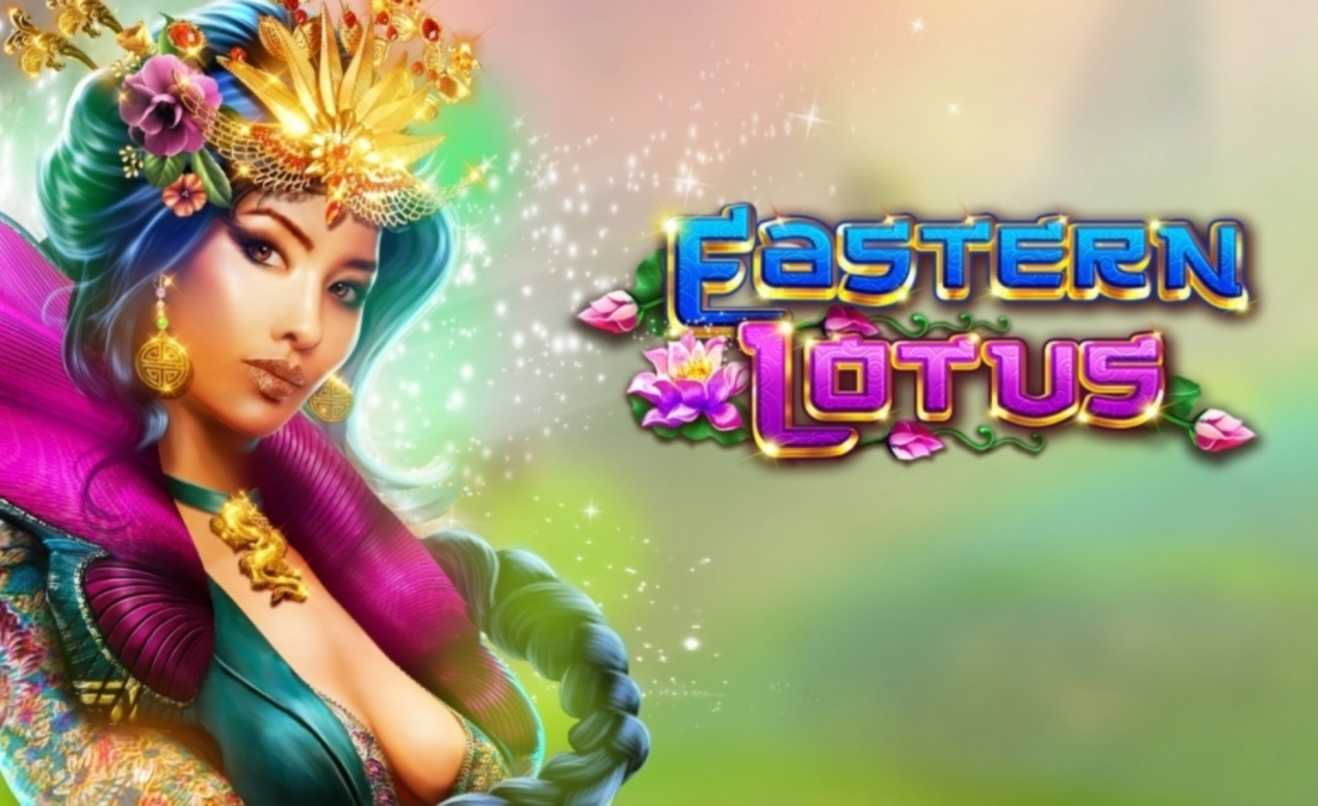 The Eastern Lotus Online Slot Demo Game by SlotVision
