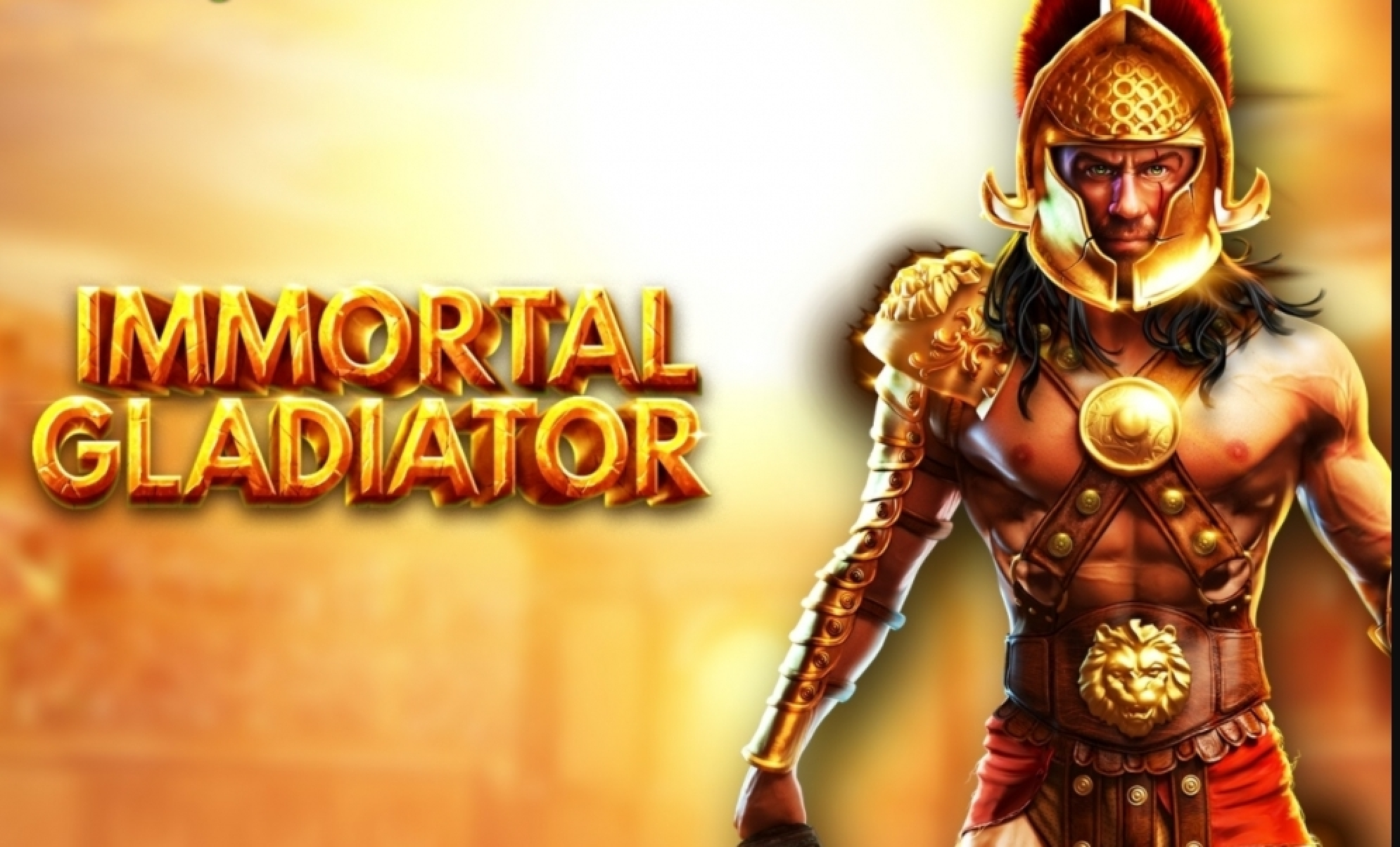 The Immortal Gladiator Online Slot Demo Game by SlotVision