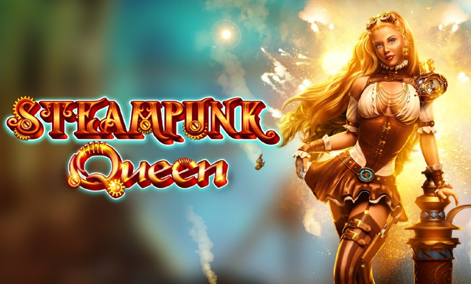 The Steampunk Queen Online Slot Demo Game by SlotVision
