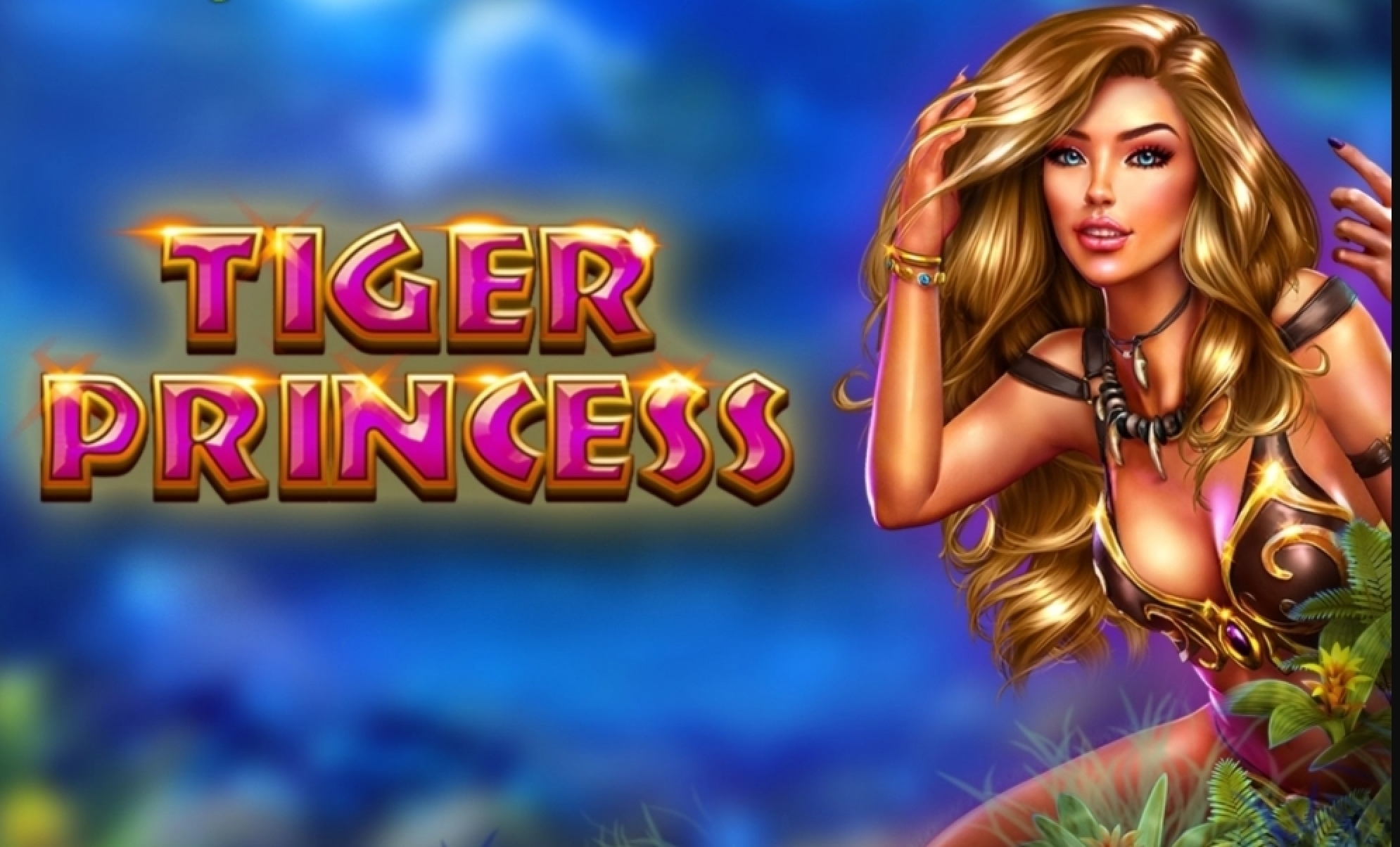 The Tiger Princess Online Slot Demo Game by SlotVision
