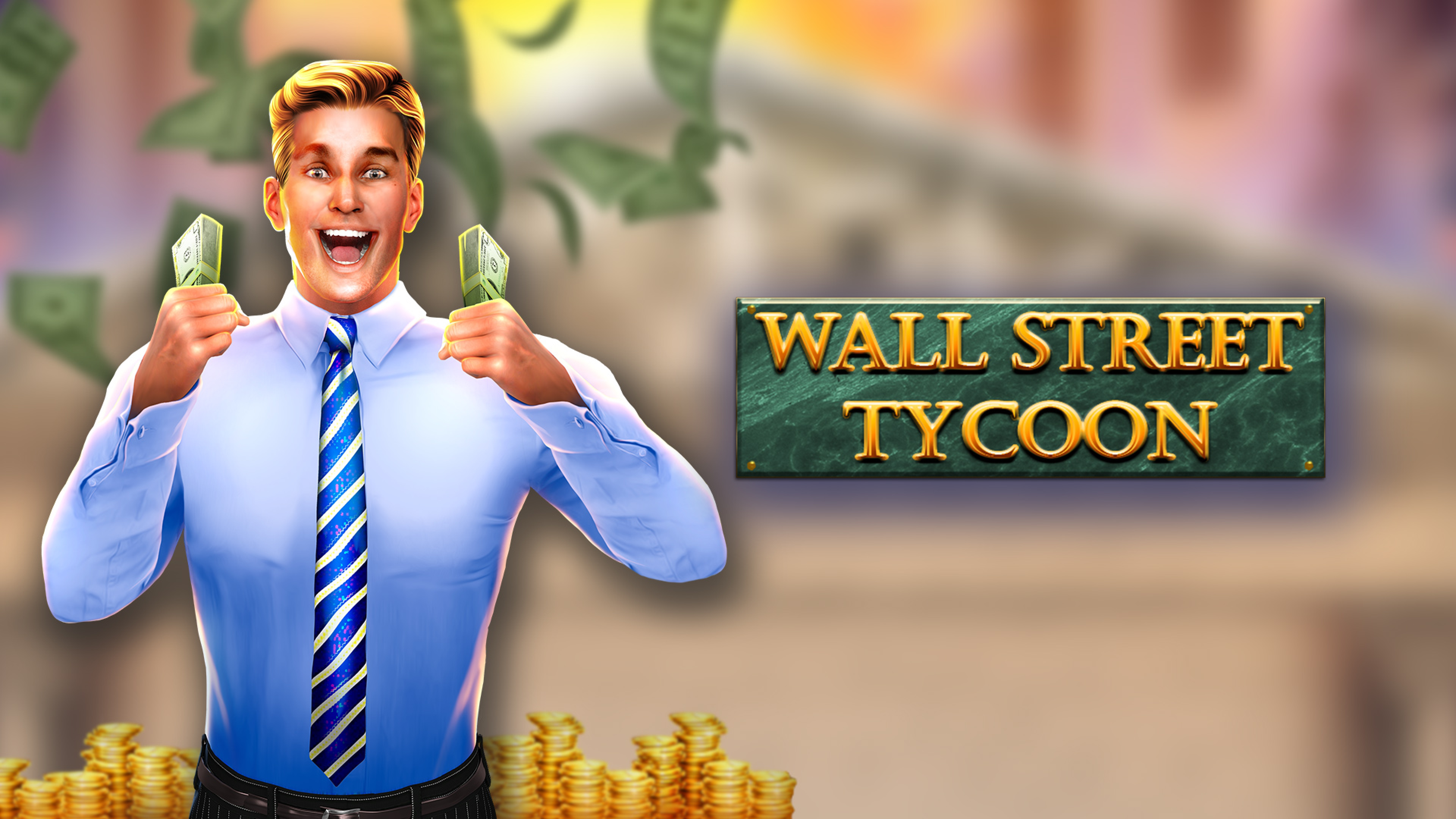 The Wall Street Tycoon Online Slot Demo Game by SlotVision