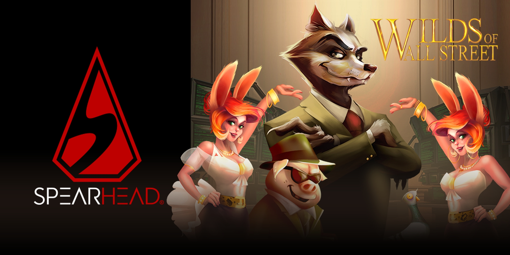 The Wilds of Wall Street Online Slot Demo Game by Spearhead Studios