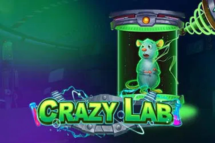 The Crazy Lab Online Slot Demo Game by TIDY