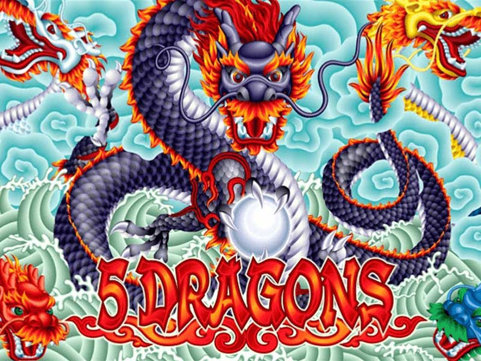 The 5 Dragons (Aristocrat) Online Slot Demo Game by Aristocrat