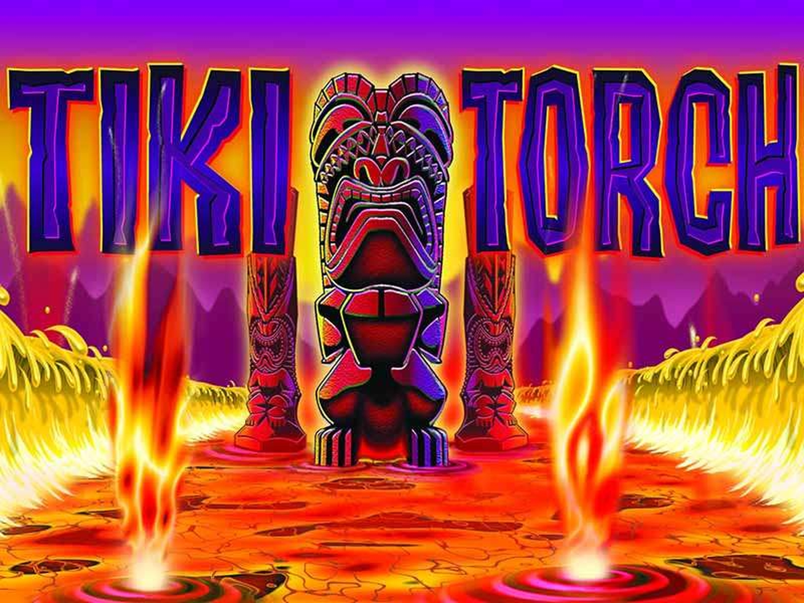 The Tiki Torch Online Slot Demo Game by Aristocrat