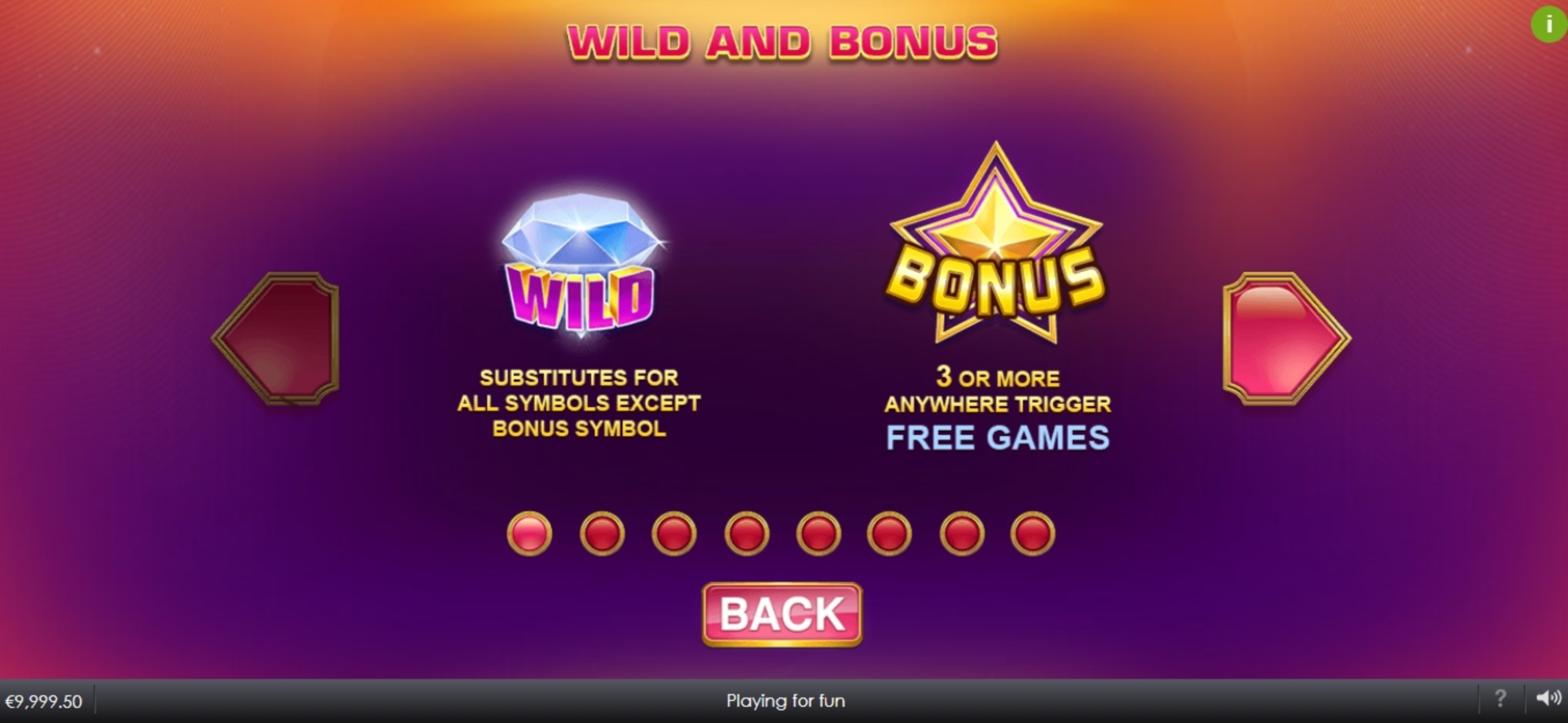 Info of Blazing Bells Slot Game by Ash Gaming