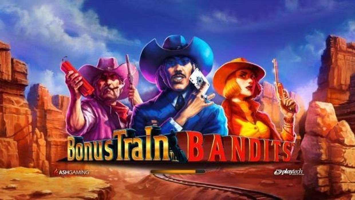 The Bonus Train Bandits Online Slot Demo Game by Ash Gaming