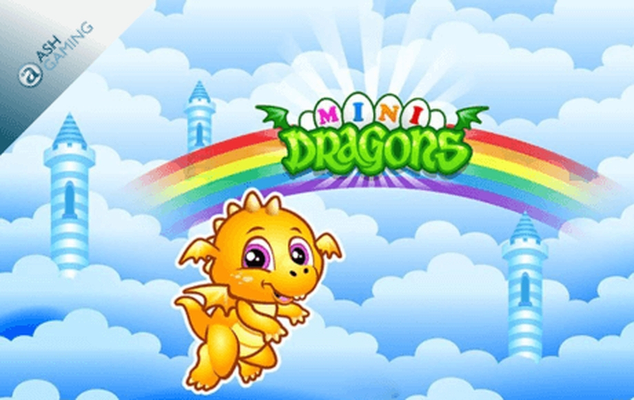 The Mini Dragons Online Slot Demo Game by Ash Gaming