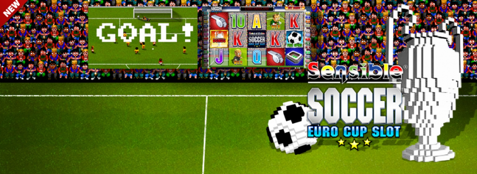 The Sensible Soccer: Euro Cup Online Slot Demo Game by Ash Gaming