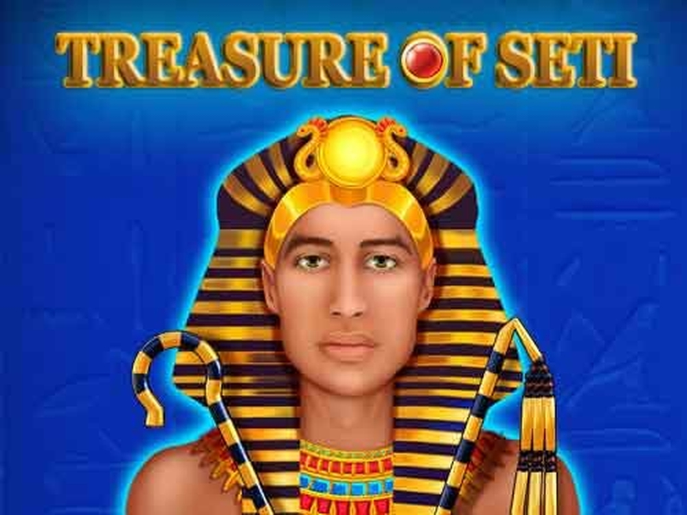 The Treasure Of Seti Online Slot Demo Game by betiXon