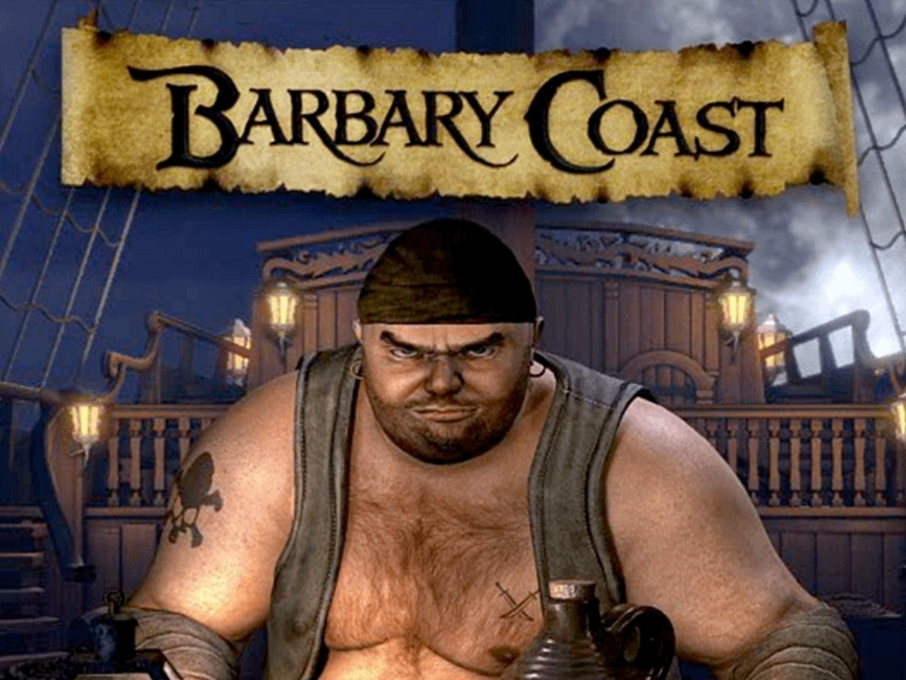 The Barbary Coast Online Slot Demo Game by Betsoft