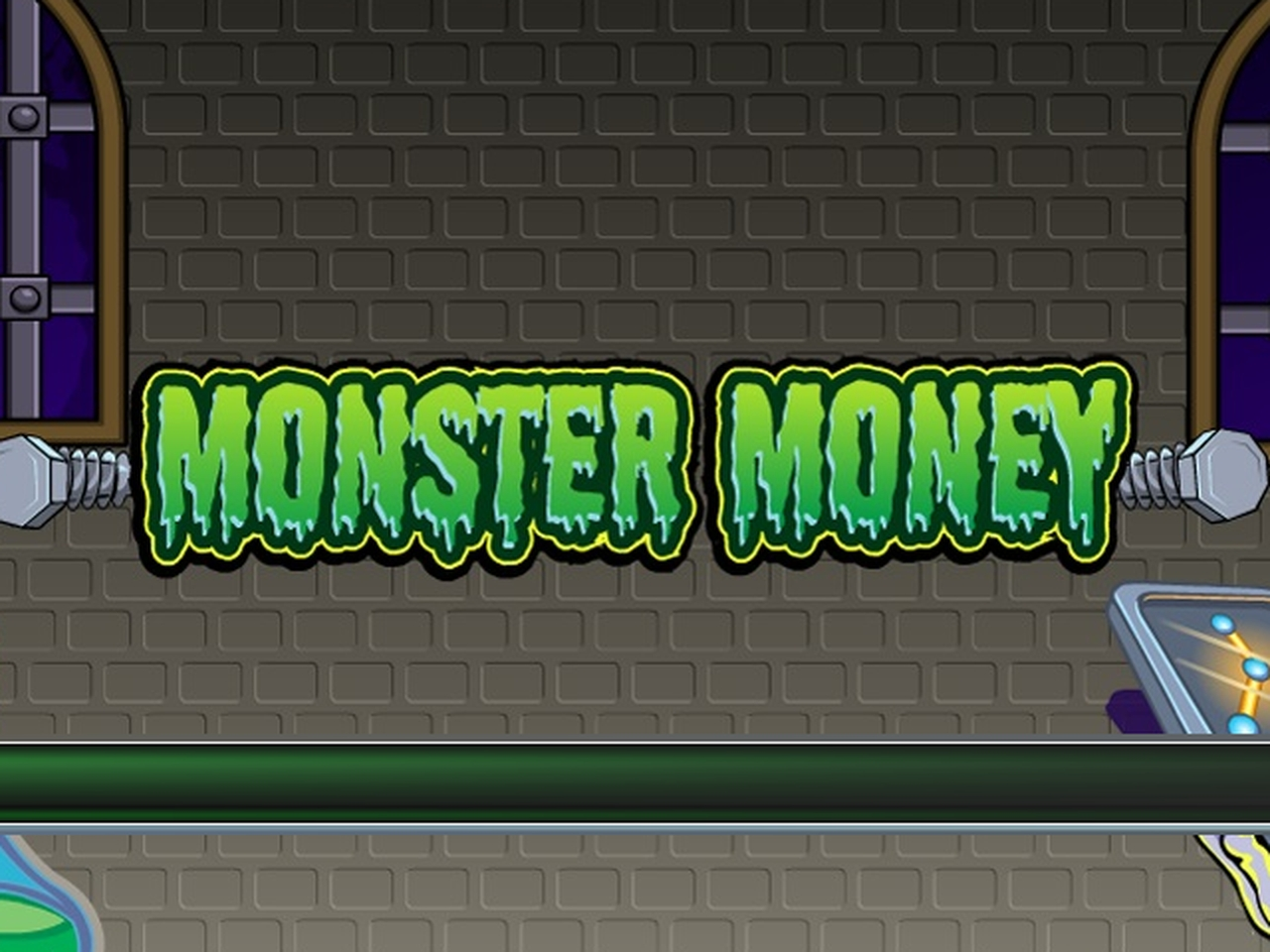 Win Money in Monster Money Free Slot Game by BwinParty