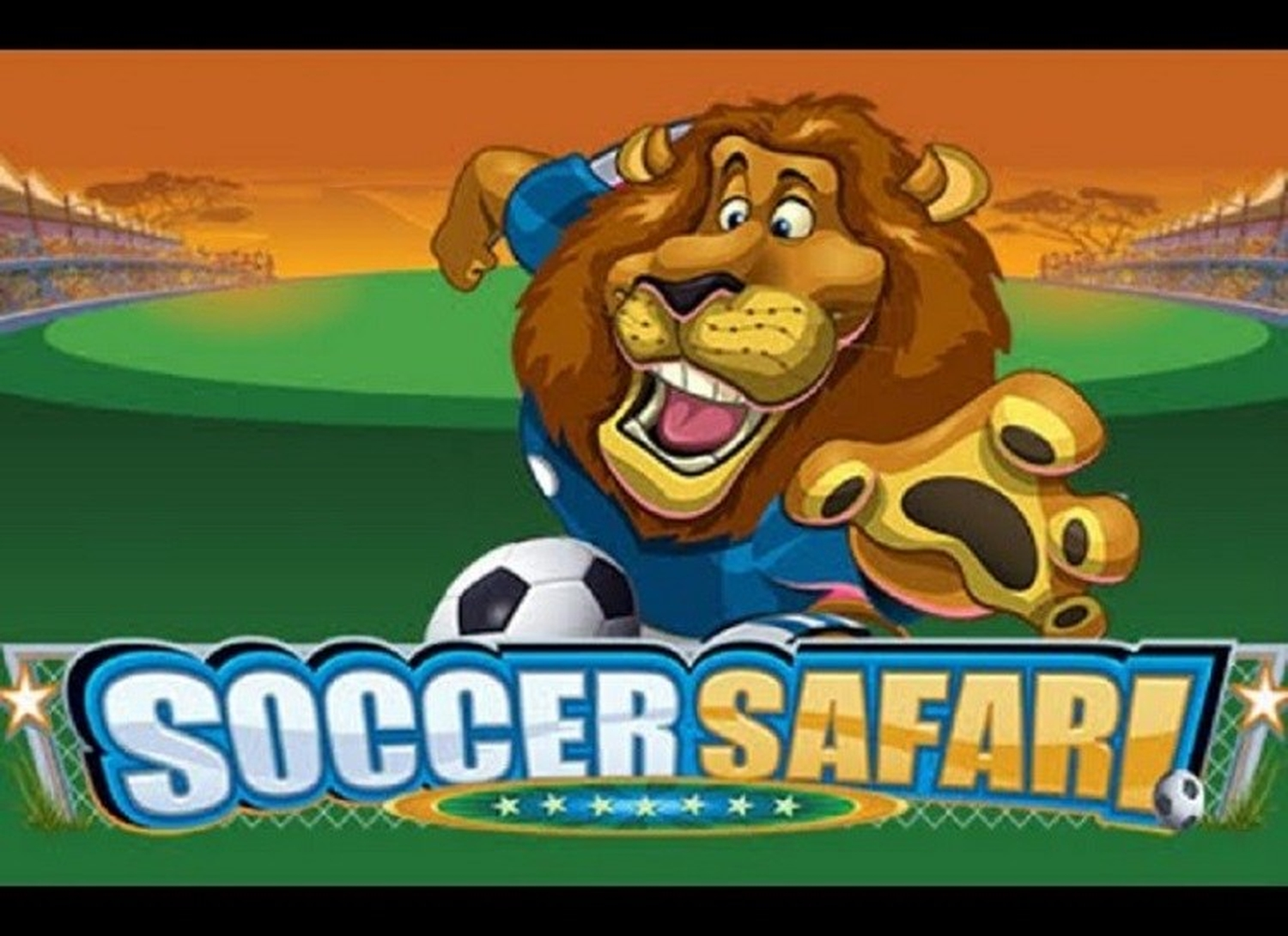 Win Money in Safari Soccer Free Slot Game by BwinParty