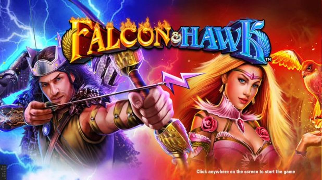 The Falcon & Hawk Online Slot Demo Game by Cadillac Jack
