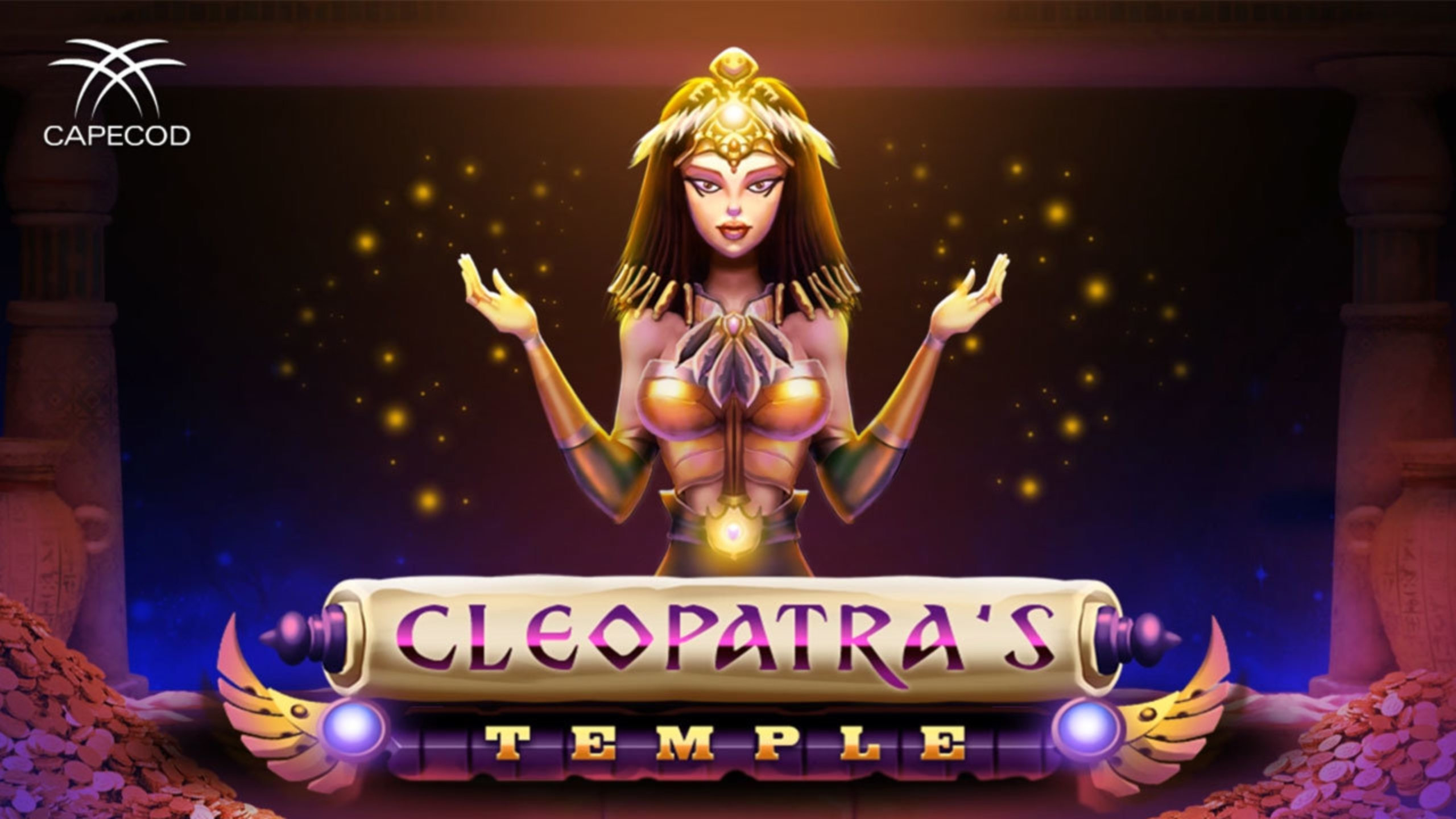 The Cleopatras Temple Online Slot Demo Game by Capecod Gaming