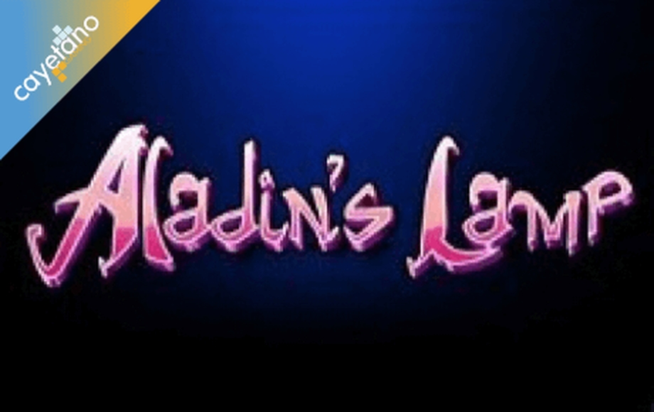 The Aladin's Lamp Online Slot Demo Game by Cayetano Gaming