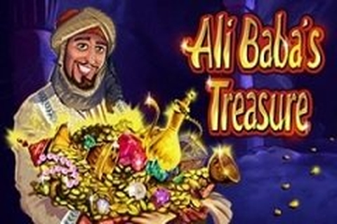 The Ali Baba's Treasure Online Slot Demo Game by Cayetano Gaming