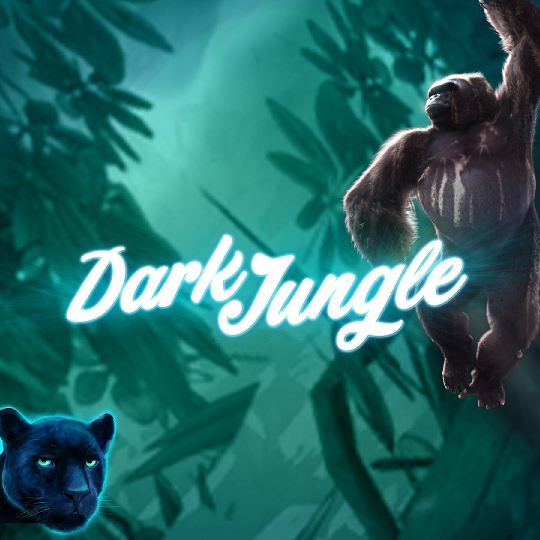 The Dark Jungle Online Slot Demo Game by Cayetano Gaming