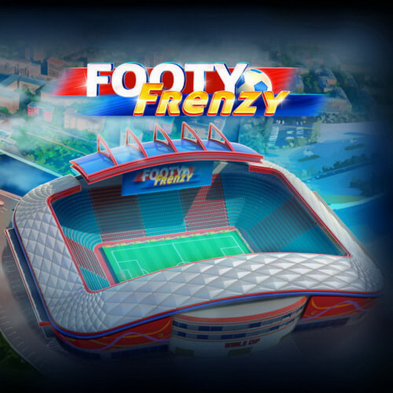 The Footy Frenzy Online Slot Demo Game by Cayetano Gaming