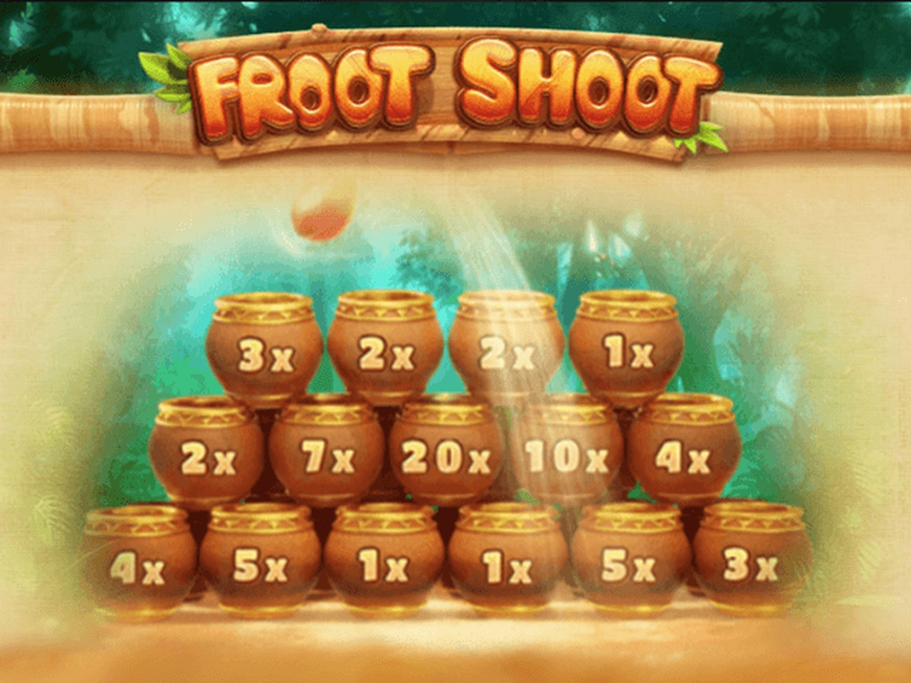 The Froot Shoot Online Slot Demo Game by Cayetano Gaming