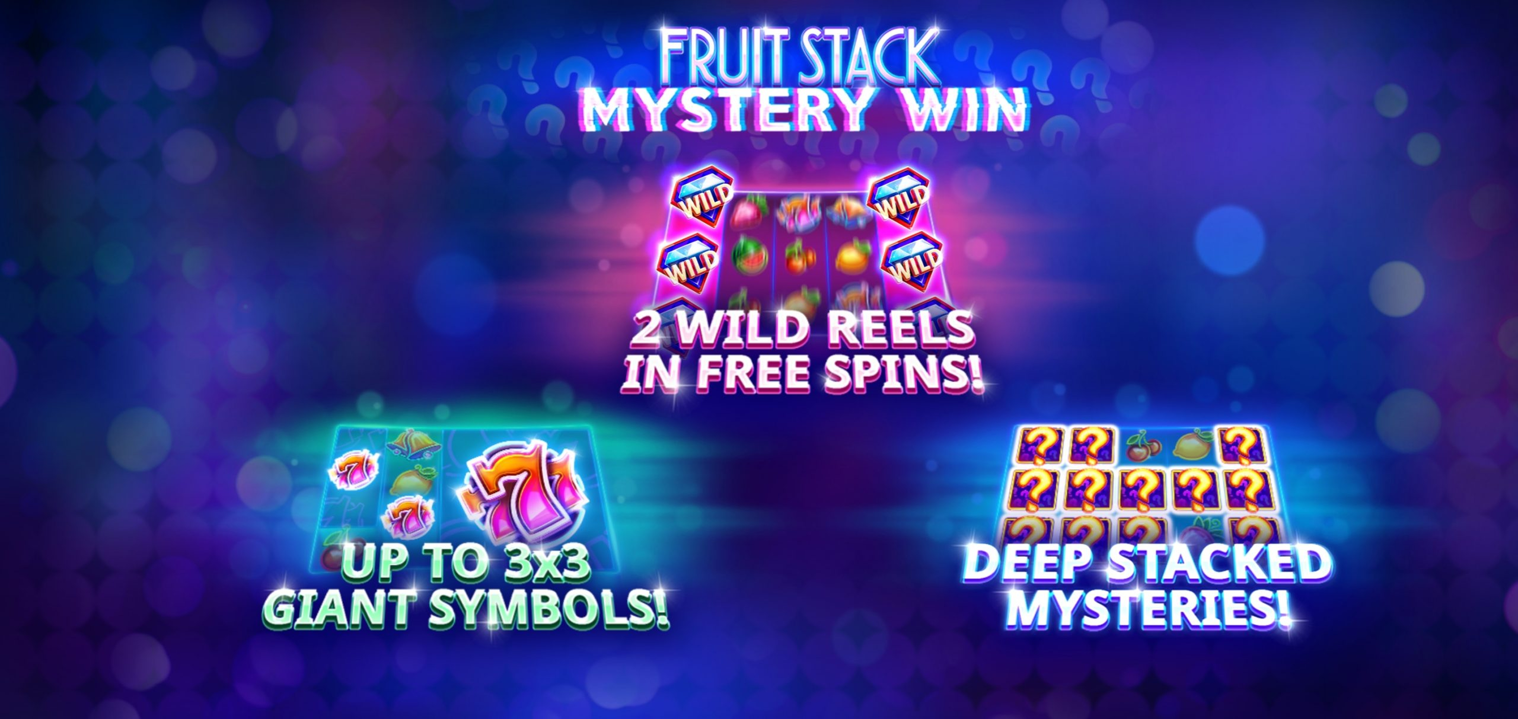 The Fruit Stack Mystery Win Online Slot Demo Game by Cayetano Gaming