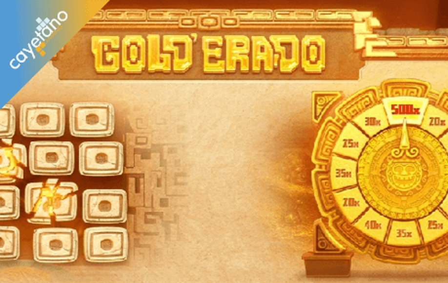 The Gold'Erado Online Slot Demo Game by Cayetano Gaming