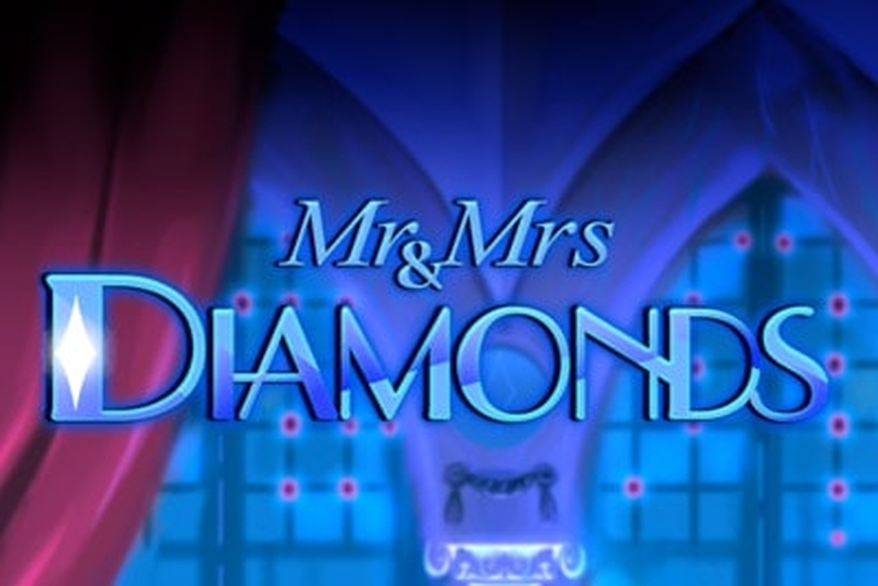 The Mr and Mrs Diamonds Online Slot Demo Game by Cayetano Gaming