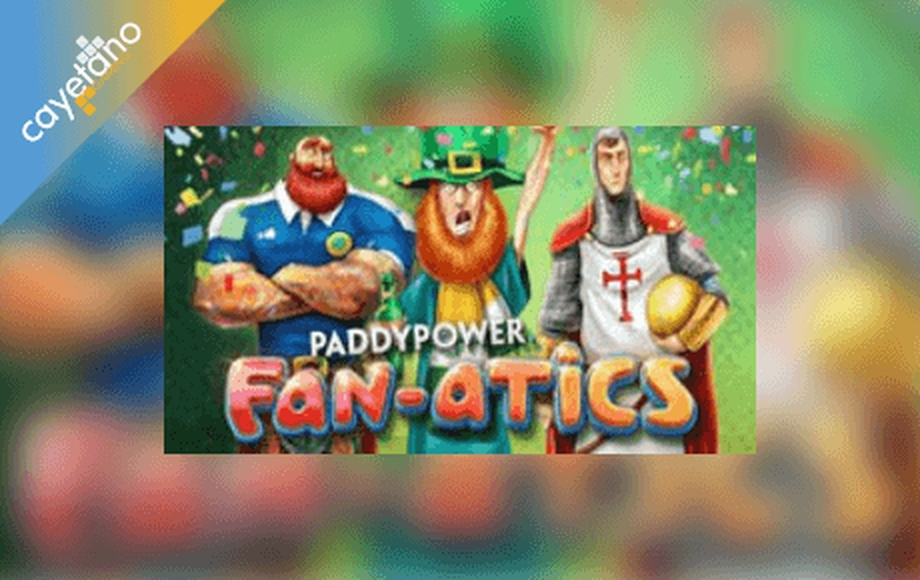 The Paddy Power Fan-atics Online Slot Demo Game by Cayetano Gaming