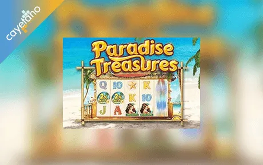 The Paradise Treasures Online Slot Demo Game by Cayetano Gaming