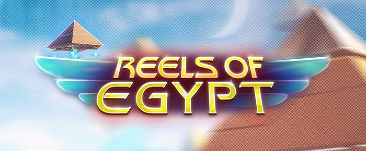 Reels in Reels of Egypt Slot Game by Cayetano Gaming