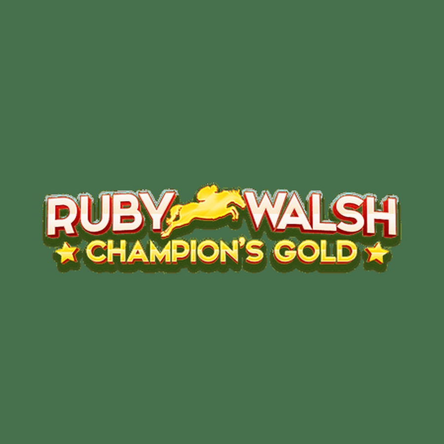 The Ruby Walsh Champion's Gold Online Slot Demo Game by Cayetano Gaming