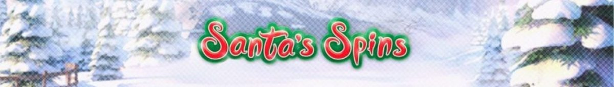 The Santa's Spins Online Slot Demo Game by Cayetano Gaming