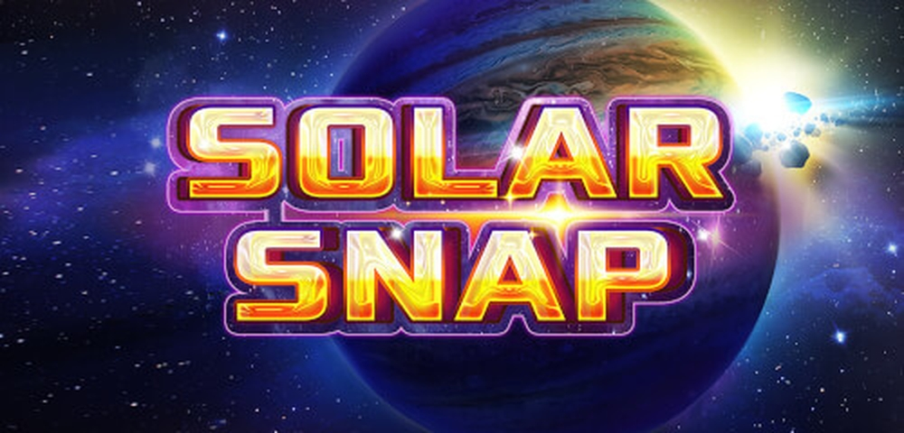 The Solar Snap Online Slot Demo Game by Cayetano Gaming