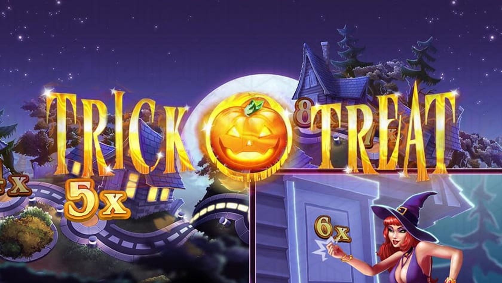 The Trick 'O' Treat Online Slot Demo Game by Cayetano Gaming