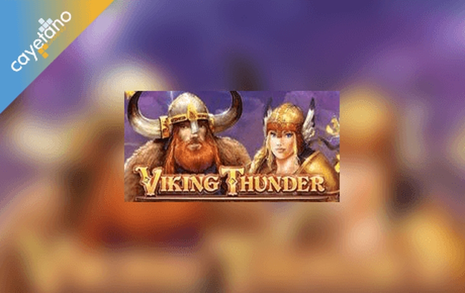 The Viking Thunder Online Slot Demo Game by Cayetano Gaming