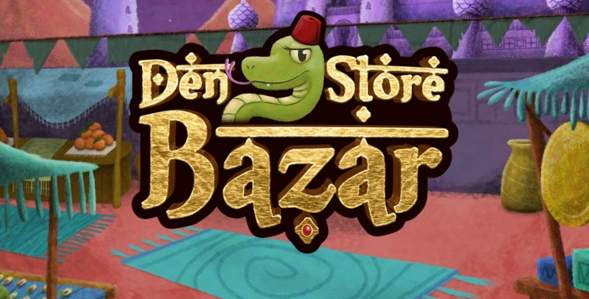 The Den Store Bazar Online Slot Demo Game by Magnet Gaming